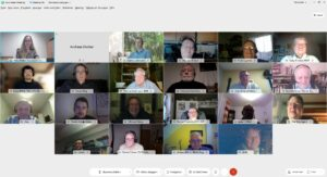 Fachbereich EDV/Neue Medien der BDMV wählt neues Leitungs-team